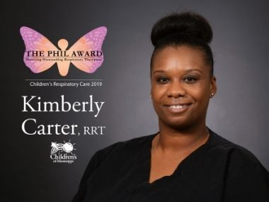 Kimberly Carter, RRT