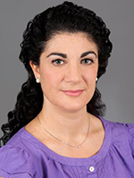 Portrait of Jodi Ouahed
