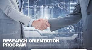 Research Orientation Program