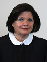 Photo of MS Supreme Court Justice Dawn Beam