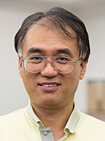 Portrait of Joe Huang