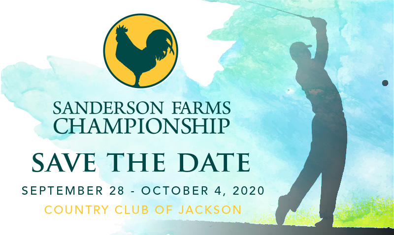 Sanderson Farms Golf Classic 2020 Art