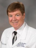 Portrait du Dr Timothy Allen