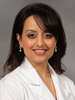 Portrait of Dr. Roya Attar