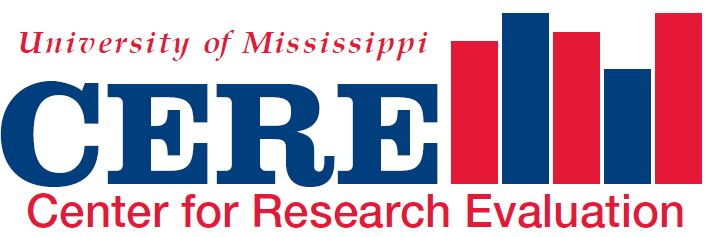 University of Mississippi CERE - Center for Research Evaluation