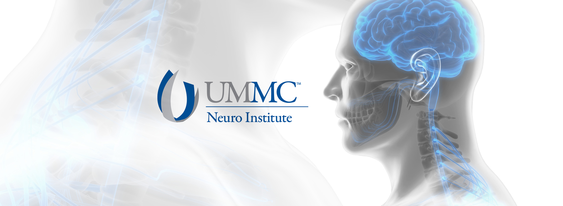 drawing of head and brain with NI logo