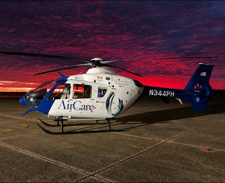 AirCare 4 - Greenwood - University of Mississippi Medical Center