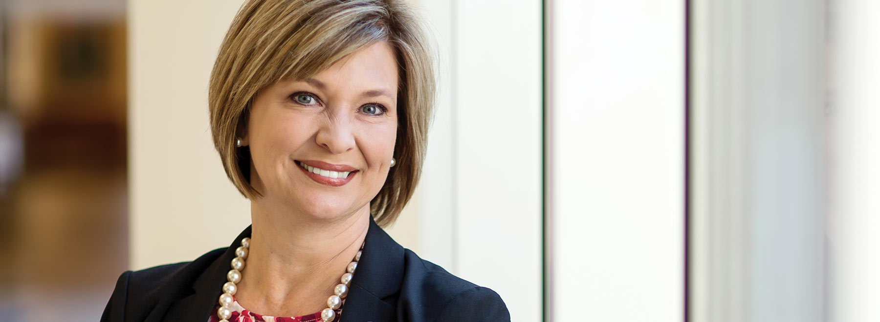 Vice Chancellor Louann Woodward Biography University Of
