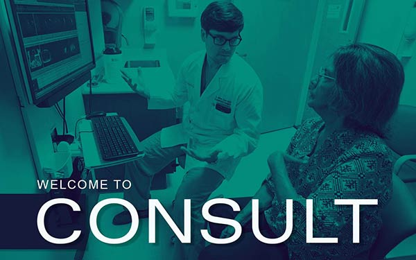Sign Up for Consult