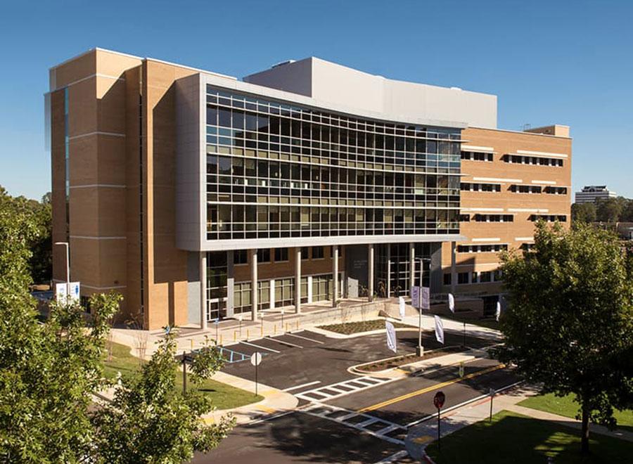 Campus Map - University of Mississippi Medical Center