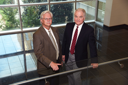 Dr. Richard Summers and Dr. James Wilson