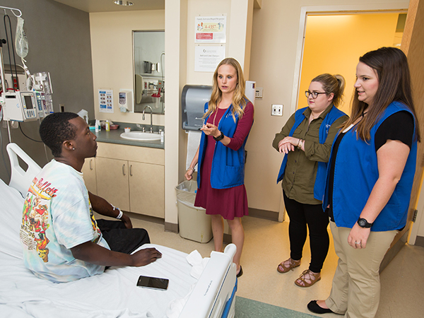 New office ensures UMMC meets patients' physical, emotional needs