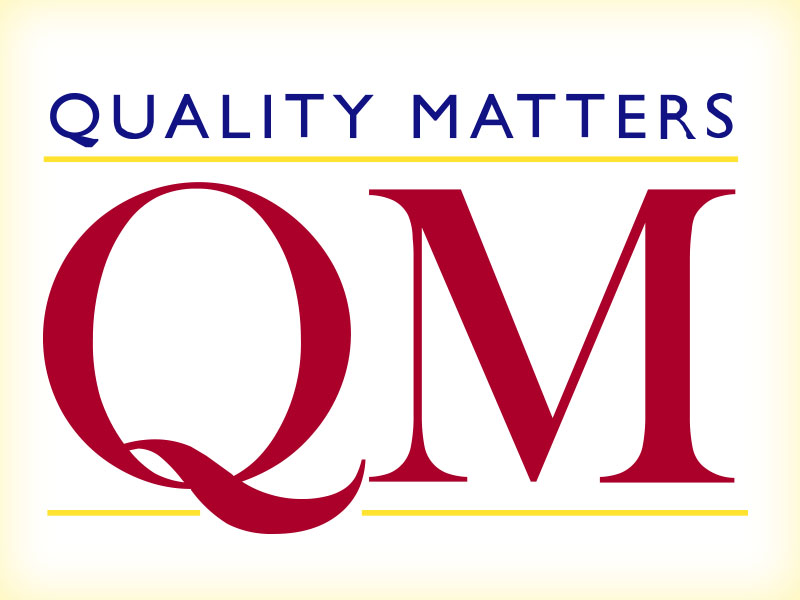 Qm Certification Solidifies Commitment To Online Excellence
