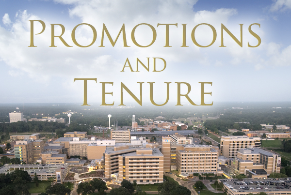 Promotions and Tenure logo art