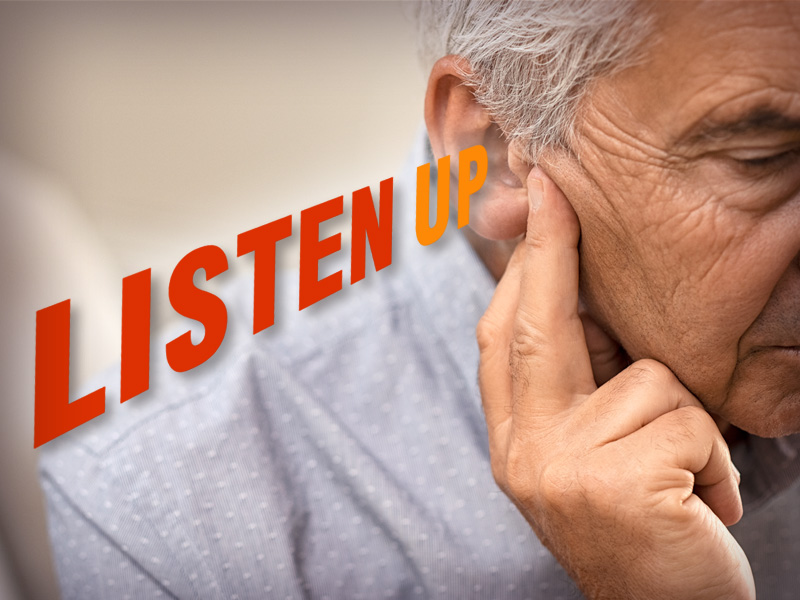 Think your hearing is just fine? Consider these study results