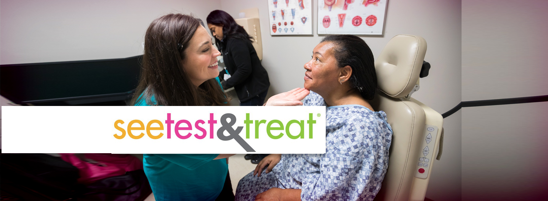 Free screenings can help detect, deter cervical, breast