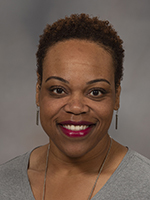 Portrait of Dr. Pamela Jones