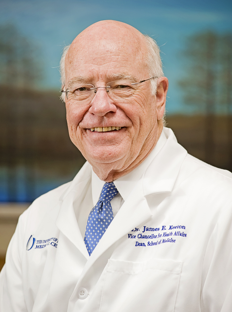 Dr. James E. Keeton