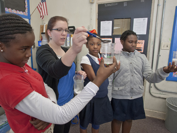 REACHing Mississippi's future scientists