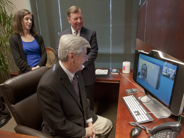 BankPlus CEO a fan of Corporate Telehealth