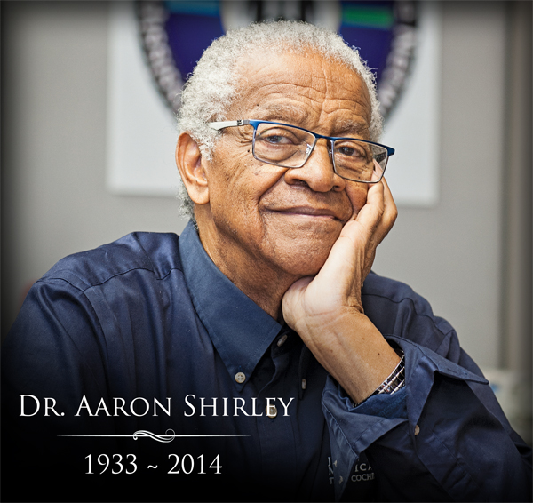 Dr. Aaron Shirley: Champion of health care and social justice