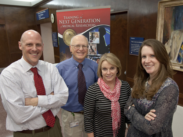 Graduate School leaders look to future