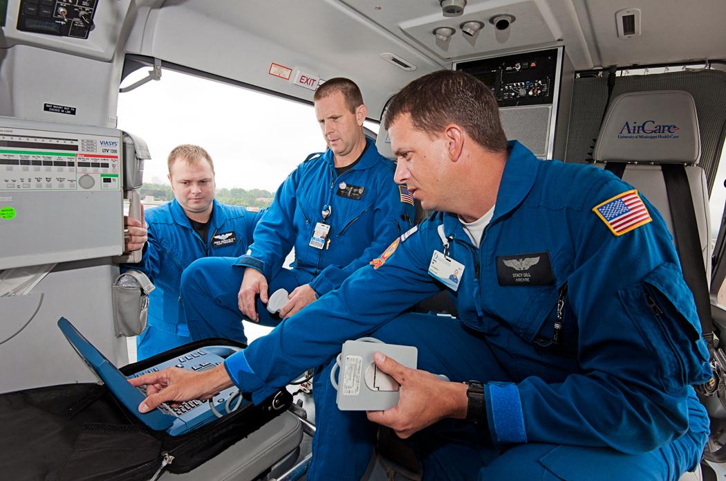 Aircares Critical Care Paramedics To Offer Advanced Life Saving
