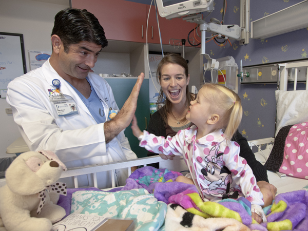 Rare pediatric heart procedure debuts at UMMC