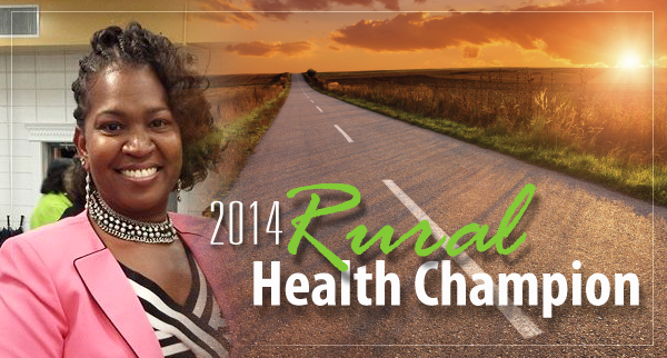 UMMC Delta-based health educator is Rural Health Champion
