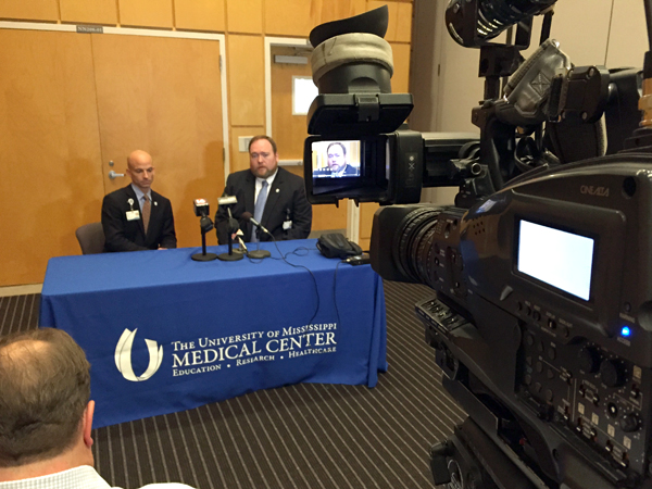 Ebola at UMMC: risk low, readiness high
