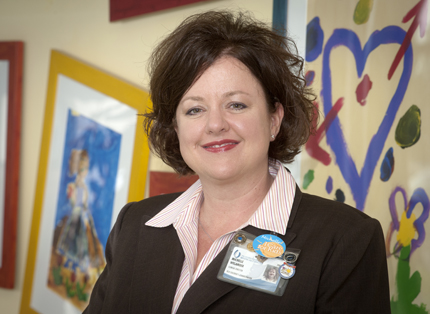 Top nursing officer named at Batson Children's Hospital