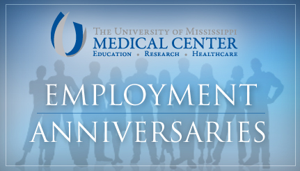 UMMC staff receive service recognition
