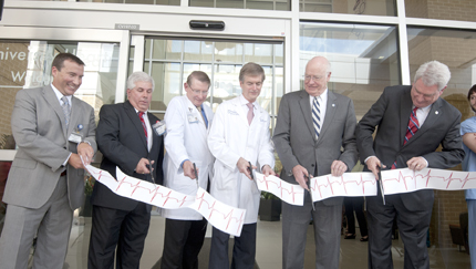 New University Heart facility offers wide scope of care and efficiency under one roof