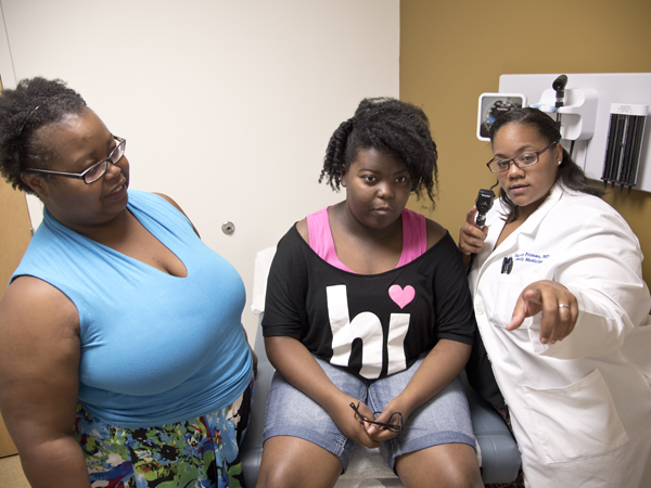 UMMC clinics are patients' home base for care