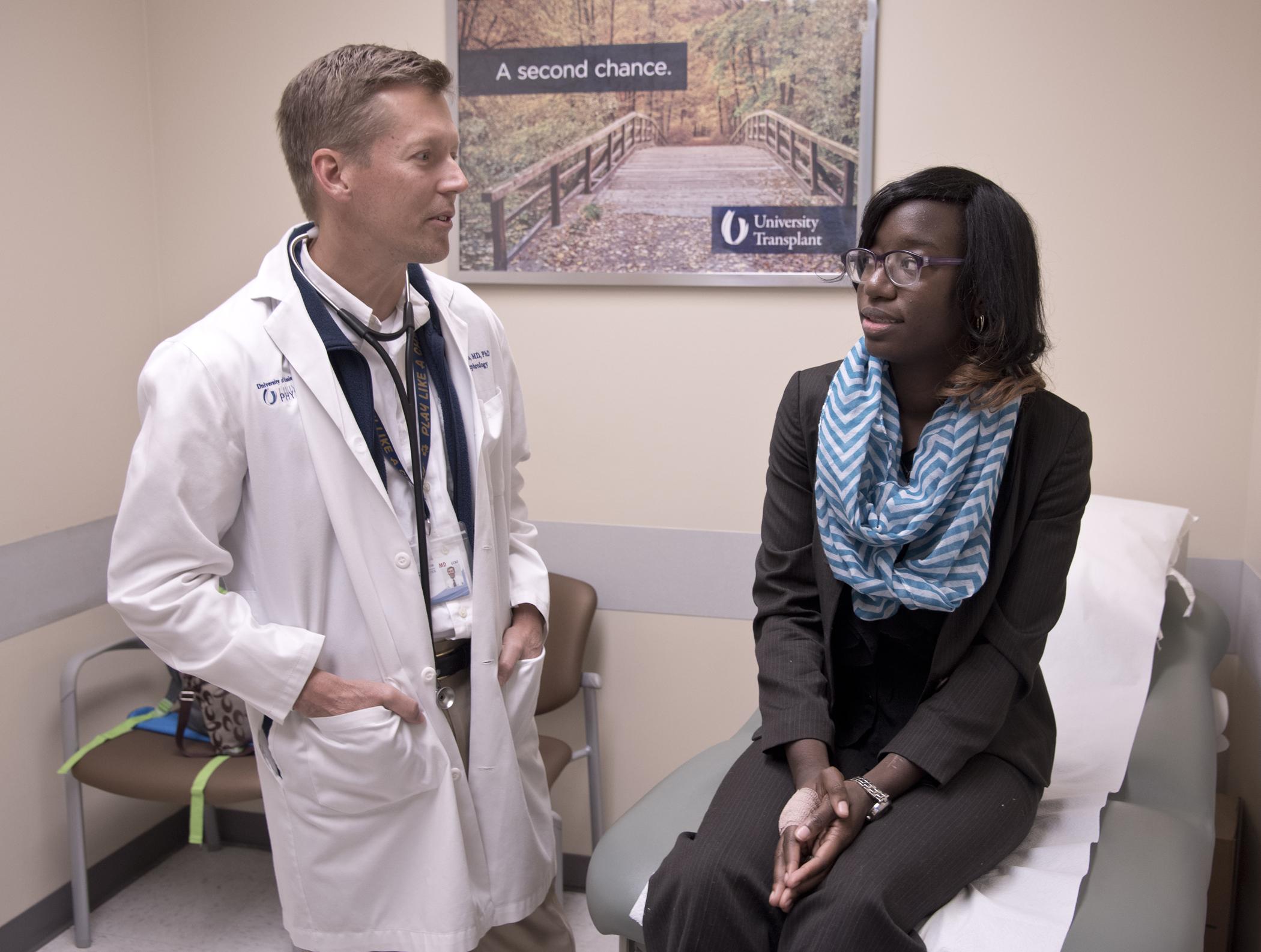 Grenada, Biloxi transplant clinics enhance access to care