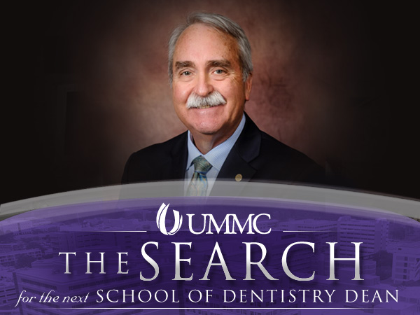 Felton chosen to be new dean of School of Dentistry