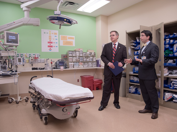 Vitter: UM, UMMC collaboration promotes growth, success