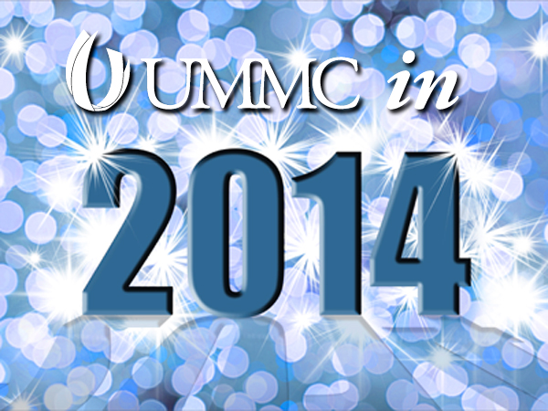 Top UMMC stories in 2014