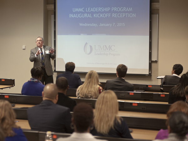 Growing UMMC's current, future leaders