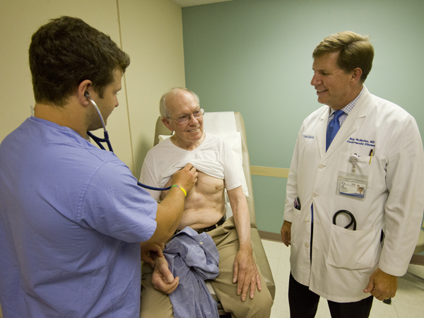 Reluctance to see doctor among key men's health issues