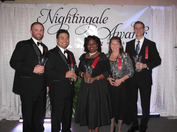 What a Night(ingale) – UMMC nurses achieve statewide stardom