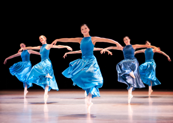 Ballet Magnificat performances have been a favorite subject for Dr. Mark Reed's photography.