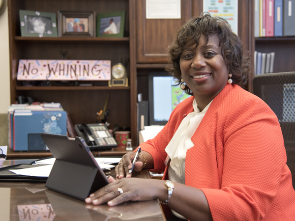 Jackson-Williams guides new/old Office of Medical Education