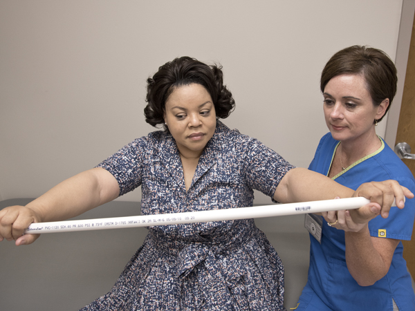 New physical therapy program helps improve breast cancer patients' outcomes