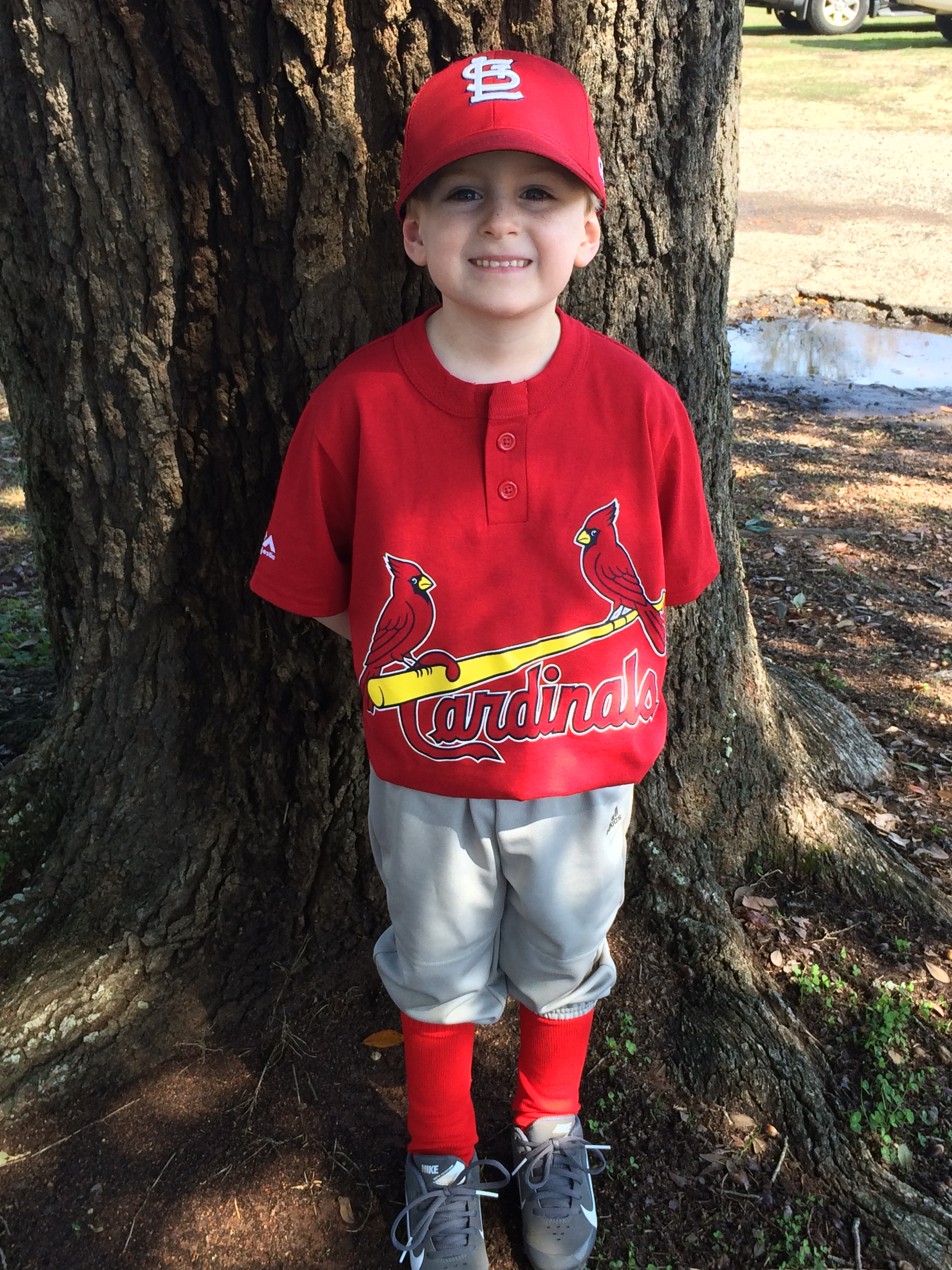 Bradley's favorite hobbies are fishing and baseball, two sports he's now participating in seizure-free.