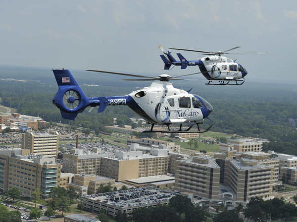 UMMC expands AirCare helicopter service with northern Mississippi base