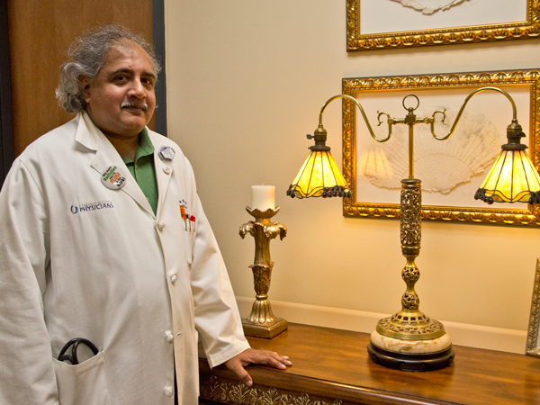 People of the U: Dr. Satya Packianathan