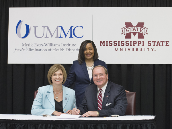 Expanded UMMC-MSU partnership tackles health disparities