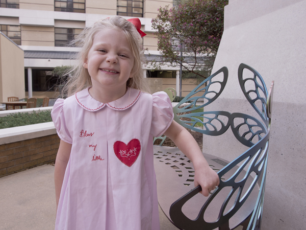 Story of mended heart calls attention to March of Dimes event