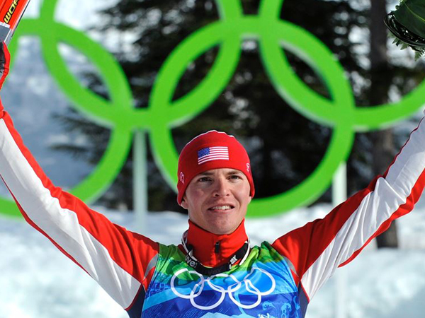 Among top athletes cared for by Dr. John Speca is Billy Demong, who captured the nation's first gold medal in the Nordic combined large hill competition at the 2010 Olympics.